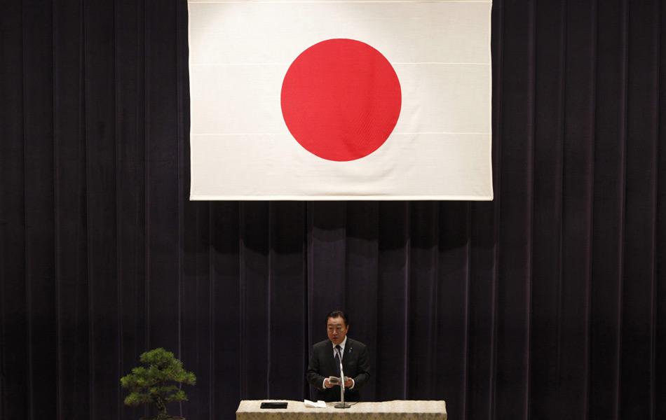 中新网9月11日电 据日本共同社报道,日本首相野田佳彦11日上午出席在防卫省召开的自卫队高级干部会议,他在训话时提到朝鲜及中国,要求自卫队做好万全准备。野田佳彦说,日本所处的安全环境不透明度正在上升,自卫队应肩负的责任和期待比以往任何时期都大。在国防上不允许有意外情况。