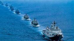 少将:单靠南海舰队可踏平菲律宾