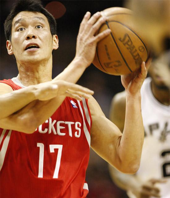 林家男孩——NBA世界里的灰姑娘