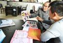 田希文:陕西省特型演员71岁重走红色路