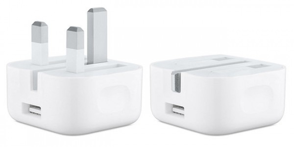 苹果获得iPhone充电器专利 三个针脚可折叠