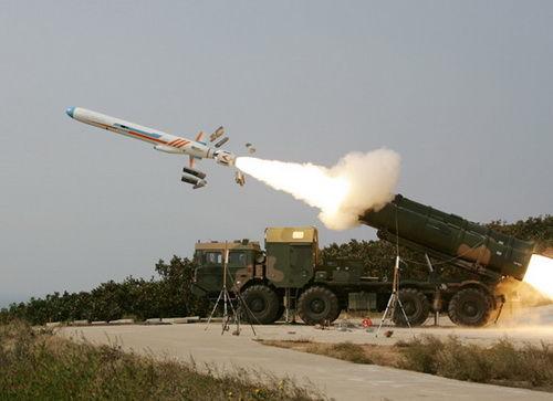 台中将:大陆导弹世界第一 美航母第一岛链内难活
