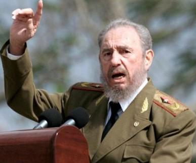 卡斯特罗:苏联让古巴对付美国 只朝鲜送10万步枪
