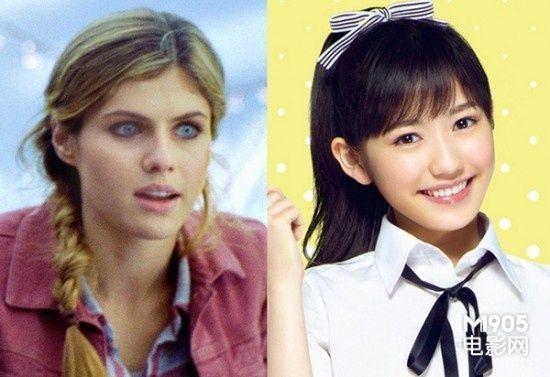 《波西杰克逊》日本将映 akb女优渡边麻友配音主角
