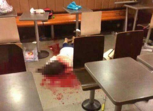 山东:女子麦当劳店内拒搭讪 遭6男女当场打死