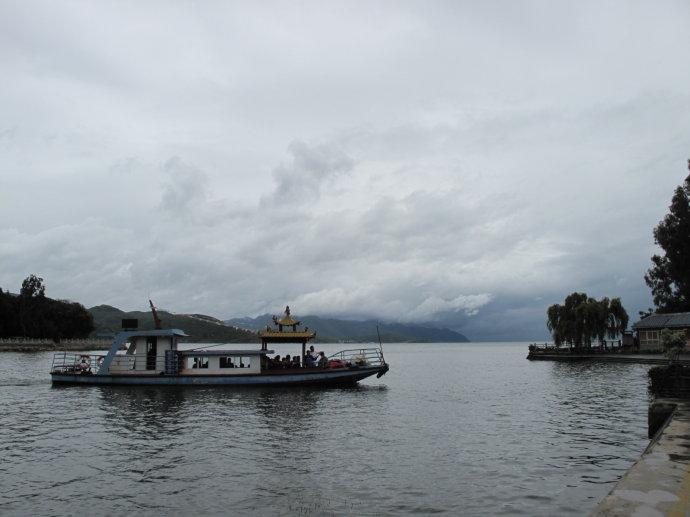 洱海双岛游