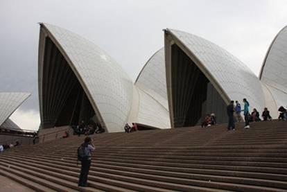 悉尼歌剧院----翘首的