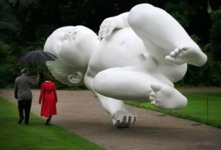 世界上最疯狂的雕塑 组图) - 月落台阁 - 月落台阁