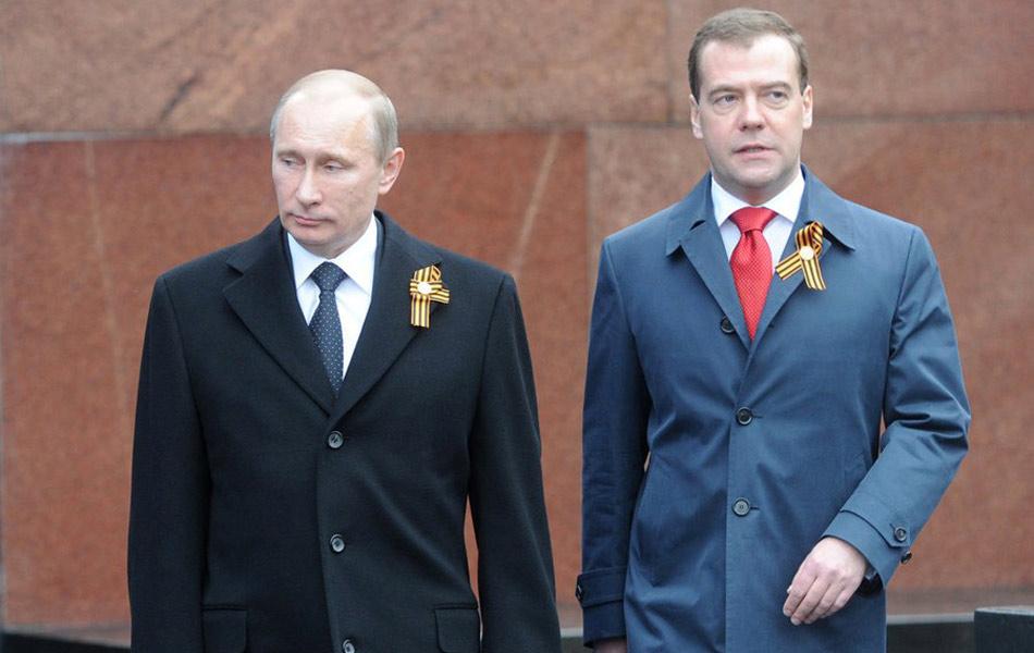 俄罗斯红场举行胜利日阅兵