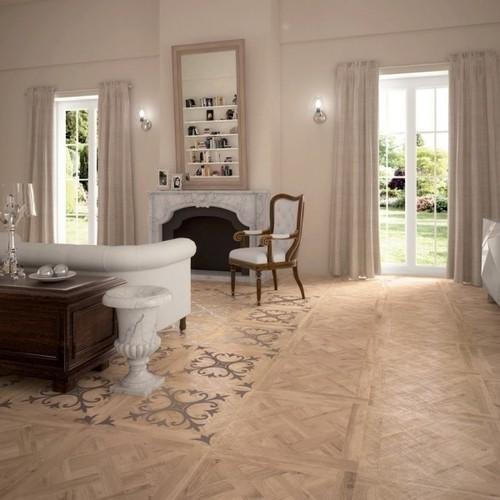 9款仿木花纹瓷砖 满足你的古朴木质情怀