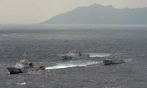 中国与日本钓鱼岛矛盾