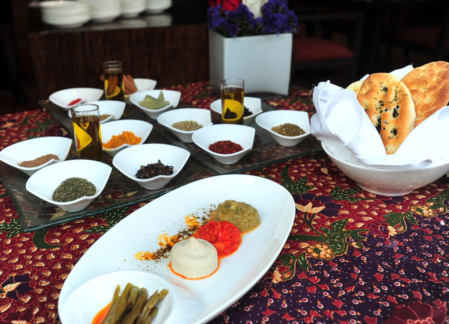 长春香格里拉大酒店推出土耳其美食盛筵