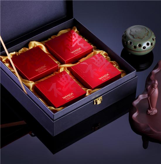 沈阳万达文华酒店推出中秋月饼礼盒