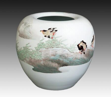 胡光震作品入选华夏珍宝博物馆陶瓷展