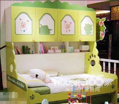 最新的10平米儿童房装修效果图大全