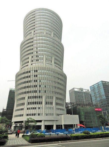 重庆惊现桶装方便面楼-凤凰房产建筑盘点 红烧熊掌图片