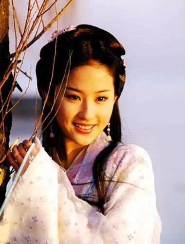 天龙八部 王语嫣大盘点 金庸赞李若彤最接近角色