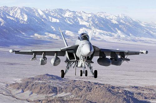 "ea-18g""咆哮者""电子战飞机(资料图)"