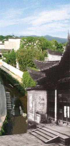 徽式古建筑图片