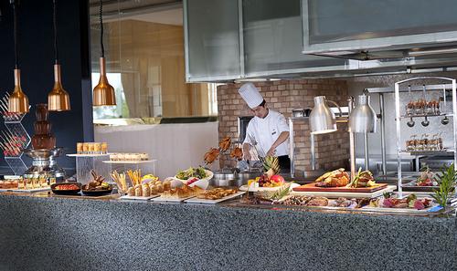 青島十大必吃餐廳,海景花園西餐廳的西式牛排很棒