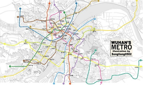 武汉市有哪些公交车经过武汉长江大桥图片