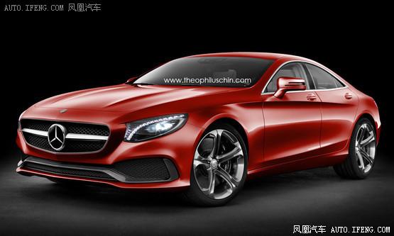寸最大的一款.汽车设计师Theophilus Chin之所以将这款车型命名图片