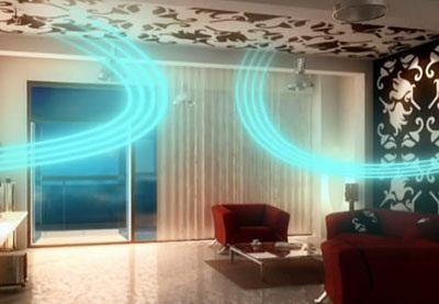 中国国际室内环境 空气净化展推出全新新风系统