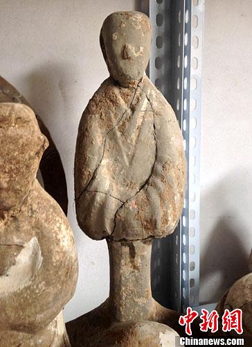 河北南和汉代墓群v墓群收尾发掘出土文物300件猪腰猪尾汤的做法图片