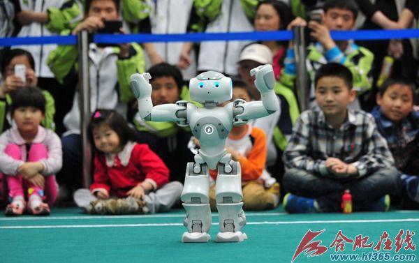 机器人资料图