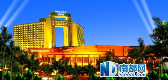在东莞,酒店从配套设施变成旅游资源