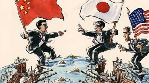 中日会不会开战_中日会不会开战中日若是开战北京一招令五角