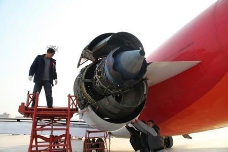 arj21飞机104架机开展自然结冰试飞