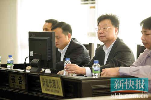 广东东莞社保局被告 局长出庭应诉(图)_资讯频