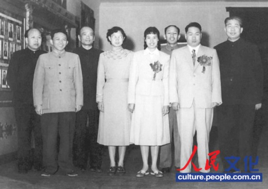 MAO anqing and shao marriage.