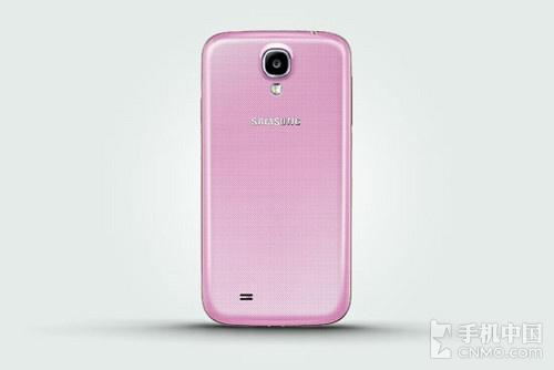 粉色三星Galaxy S4