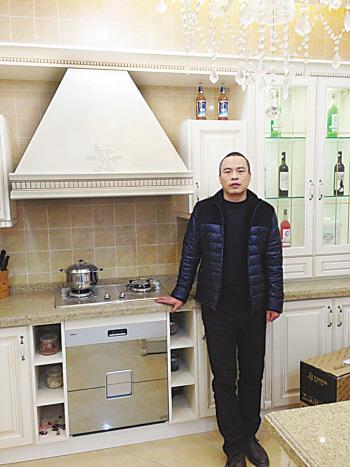 豪森橱柜徐州总代理 刘祥海