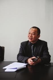 衡阳市纪委副书记,市监察局局长 邓小林图片