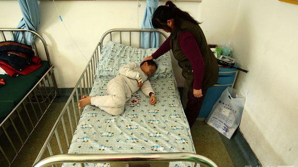儿童医院住院治疗