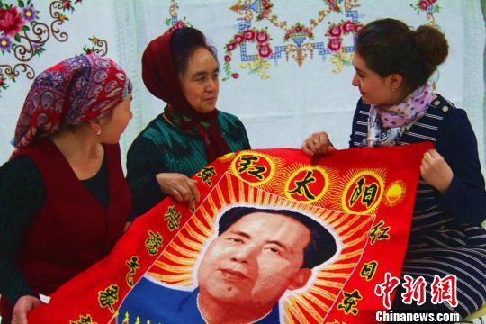 新疆南部少数民族妇女创业脱贫