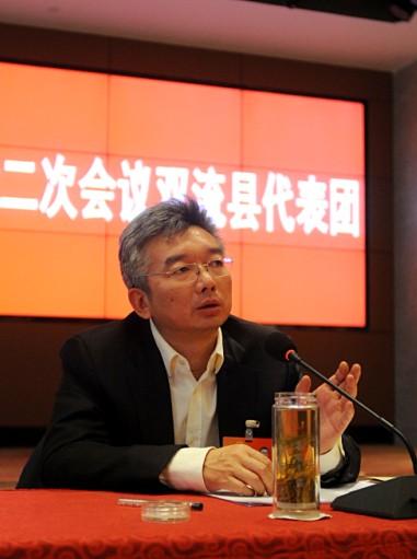 双流县委书记高志坚:打造天府科技生态城|双流