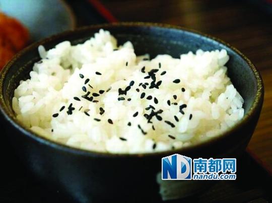 关于一碗米饭的故事