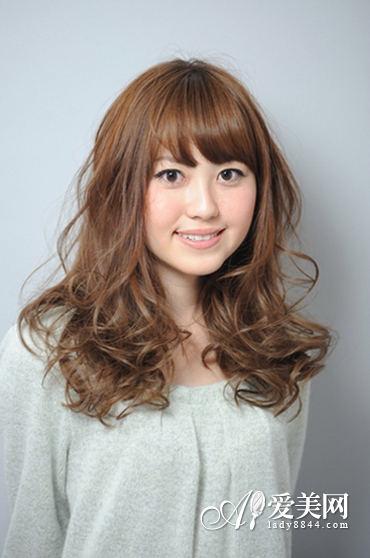 头发图片颜色发型流行搭配随发型|头发|大全中短发分心变图片图片