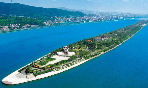 长沙整体规划湘江15洲岛
