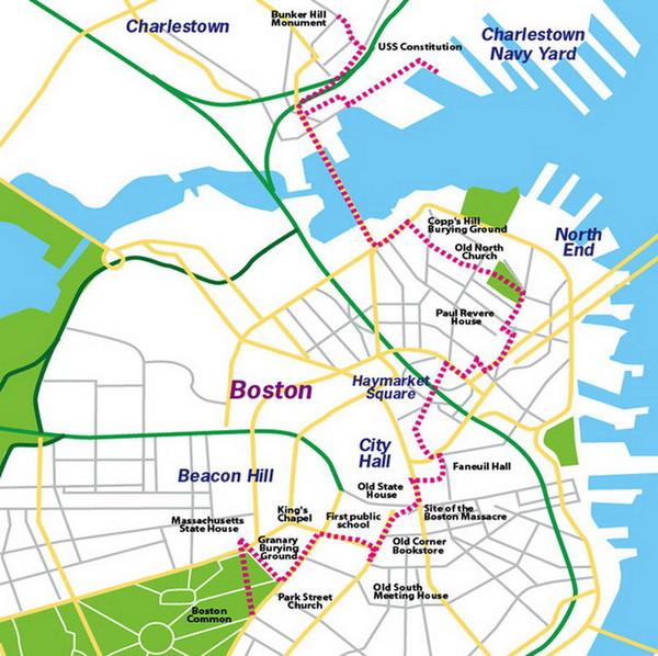 波士顿自由之路(美国连载11)