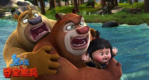 《熊出没》再战春节档 小熊打造亲子中国年