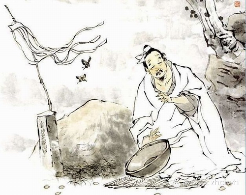 瓦查尿溺 - 西部落叶 - 《西部落叶》· 余文博客