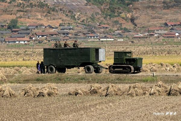 实拍朝鲜农村真实震撼生活场面(组图) - 性至勃勃 - 性至勃勃