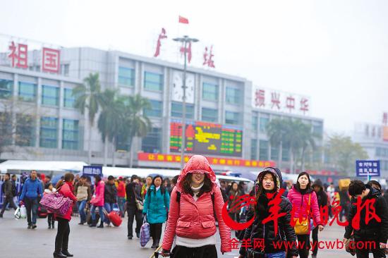 联合佛山肇庆申请改造广州火车站 力争后年开
