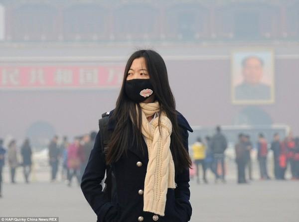 调侃北京雾霾的搞笑段子