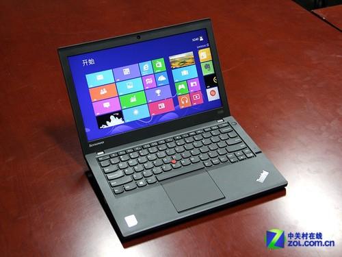 ThinkPad X240整体设计风格依旧商务化
